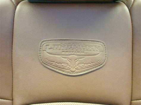 dodge ram laramie longhorn edition leather driver heated