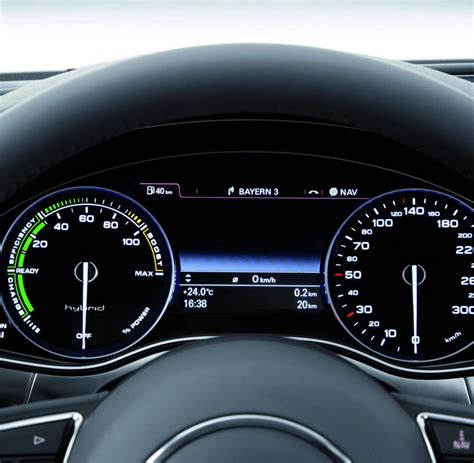 Audi Microvan E Motor Ausstattung by Testserie Autoquartett Der A6 Hybrid Zieht Den K 252 Rzeren