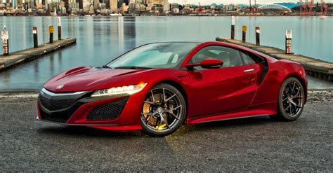 video review acura nsx  supercar    ways