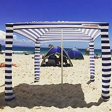 New Cool Cabanas Upf 50 Cotton Poly Canvas, Providing 50