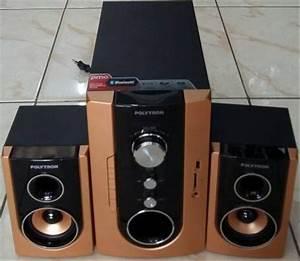 Jual Polytron Multimedia Audio Pma9300 Bluetooth Speaker