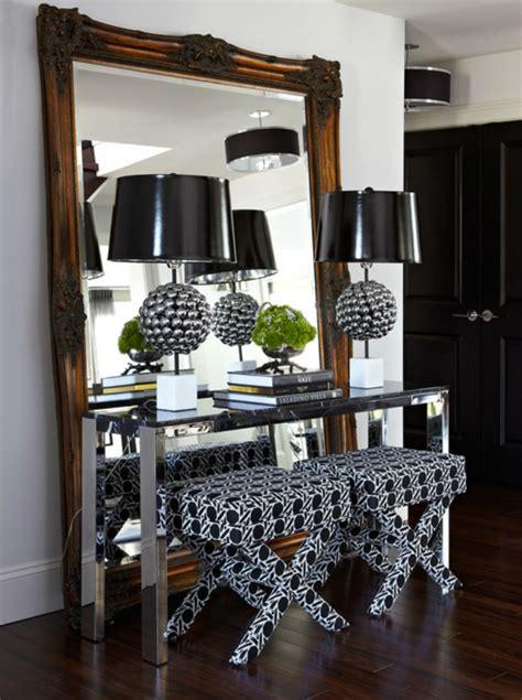 Entryway Mirror Ideas - 10 stunning entryway oversized mirrors home decor ideas