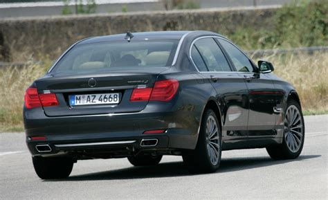 2009 Bmw 7 Series by Bmw 7 Series 750i 2009 Technical Specifications Interior