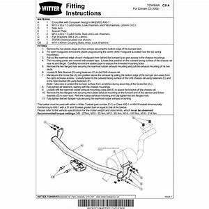 Citroen C3 Pluriel Roof Instructions