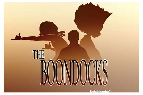 Watch the boondocks online free season 1.