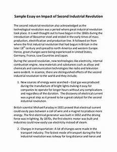 High School Essay Examples Essay On Technology In Todays World English Literature Essay also Sample Business Essay Essay On Technology Today Great Depression Essay Topics Essay On  Essay For Students Of High School
