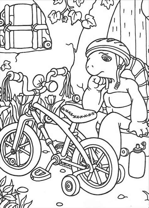 kids n fun com 36 coloring pages of franklin