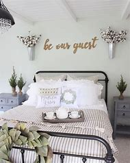Farmhouse Decor Bedroom Decorating Id…
