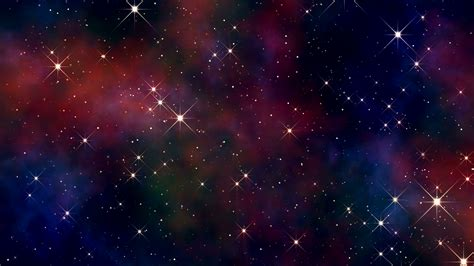 The Galaxy Background 4k Night Sky Clouds Stars Galaxy Universe Background