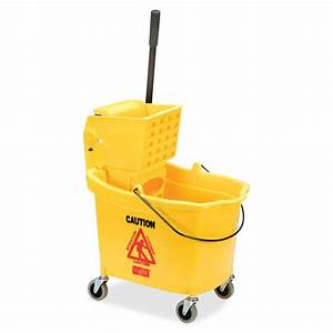 Wet Mop/Bucket and Wringer Combo - LD Products