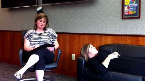 psychoanalytic therapy demonstration youtube