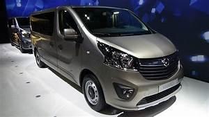 Opel Vivaro Combi : 2016 opel vivaro combi edition free exterior and interior auto show brussels 2016 youtube ~ Medecine-chirurgie-esthetiques.com Avis de Voitures