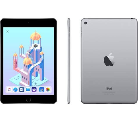 buy apple ipad mini   gb space grey  delivery currys