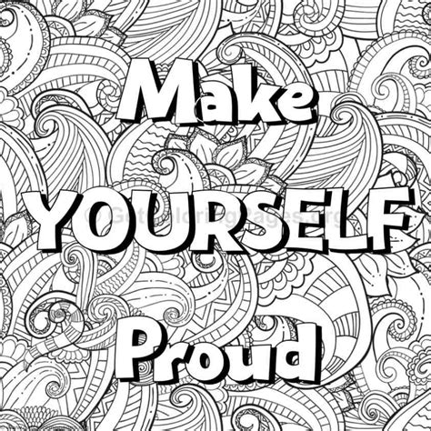 Inspirational Coloring Quotes by Inspirational Word Coloring Pages 51 Getcoloringpages Org