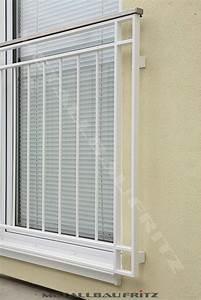 schlosserei metallbau fritz franzosischer balkon 50 69 With französischer balkon mit trennwand weiß garten