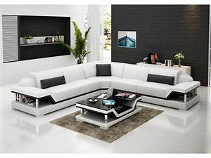 canape d39angle en cuir milano l relax pop designfr With canape milano cuir