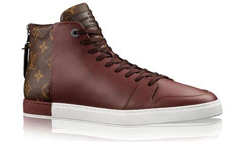 louis vuitton   lv monogram mens sneakers fall  alphastyles
