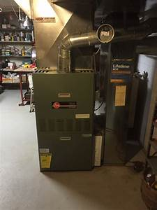 Oil Fired Floor Furnace