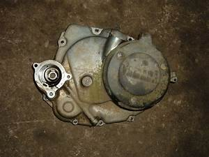 1993 Yamaha Timberwolf 250 2wd Atv Clutch Side Engine