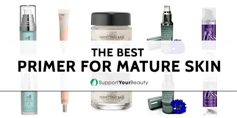 Best Primer For Mature Skin  (just Updated For 2018