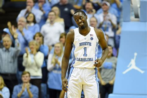 unc basketball theo pinson ruled   notre dame