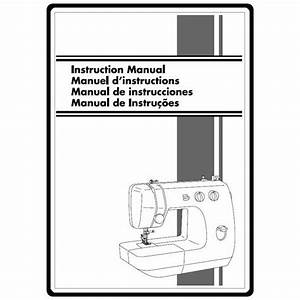 Instruction Manual  Brother Ls30   Sewing Parts Online