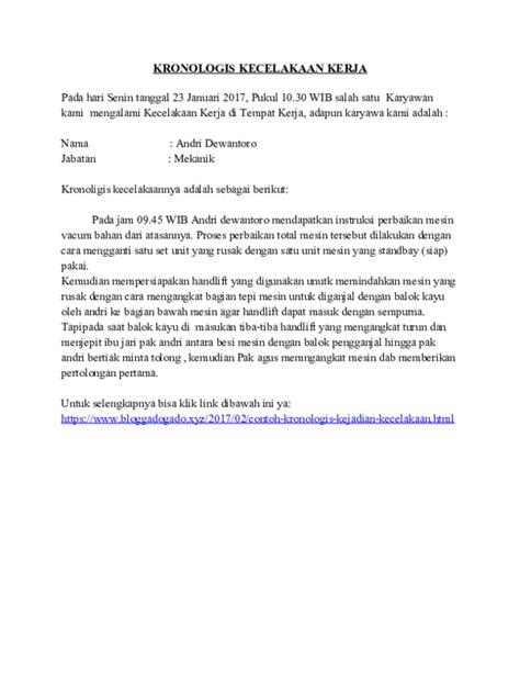 Berita bencana adalah pelaporan suatu kejadian yang telah terjadi. Berita Acara Kejadian Kecelakaan - 1 Di Luar Break Water Pelabuhan Tanjung Emas Semarang Pada ...