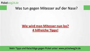 Wie Wird Man Mäuse Los : wie wird man mitesser auf der nase los youtube ~ Lizthompson.info Haus und Dekorationen