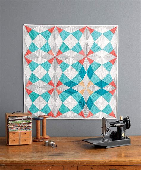 From The Blue Chair Vintage Quilt Revival Blockalong