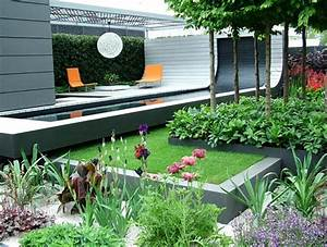 25 garden design ideas for your home in pictures for Home and garden designs