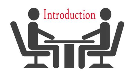 6 Smart Ways To Introduce Yourself In An Interview Howflux