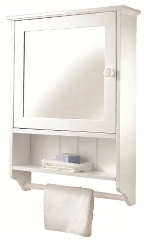 White Bathroom Wall Cabinet With Mirror by Croydex Hamble Self Assembly Single Mirror Wall Cabinet Ebay