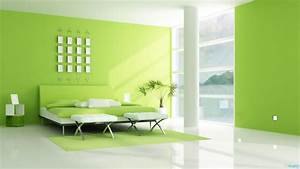 Free Best Pictures: Green 3D Home Wallpapers