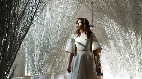 step  melania trumps nightmare  christmas