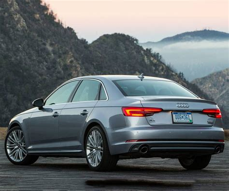 2018 audi a4 changes price specs release date