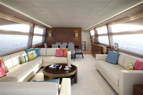 princess  yacht interior yacht charter superyacht news