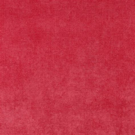 Upholstery Velvet by D237 Pink Solid Durable Woven Velvet Upholstery Fabric By