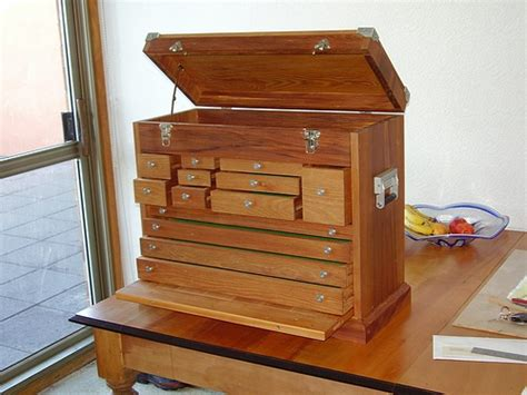 machinists chest finewoodworking