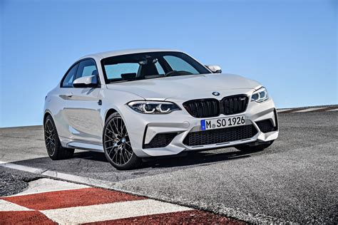bmw  competition  official   hp carscoops