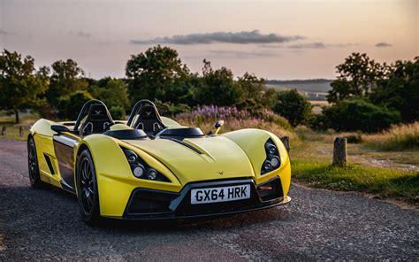 F1 Aerodynamics Mean No Big Wings On British Sports Car