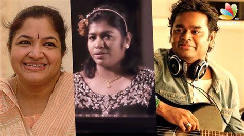 Ks Chithra, Ar Rahman Sister's Mashup Gift To Arr's 50th