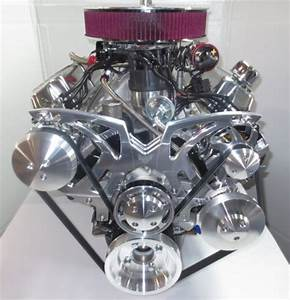 351w Windsor    400 Hp Powered Fuel Injected Powerplant