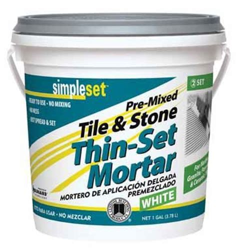 tile glue vs thinset tile 101 the basics of diy tiling any anywhere