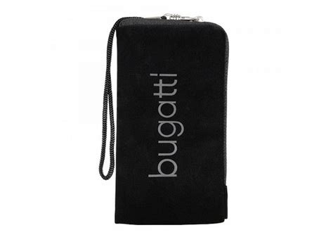 bugatti softcase black size xl easycleaning fuer htc