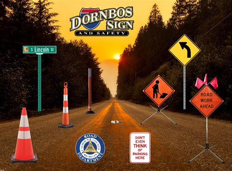 Reasons to Obey Traffic Safety Signs - Dornbos Sign ...