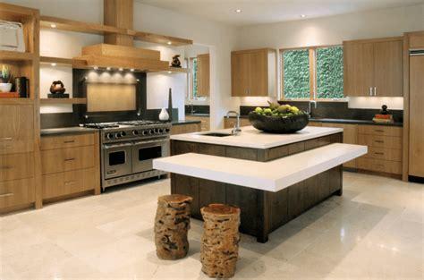 multi level kitchen island 50 luxury kitchen island ideas