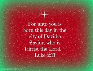 For unto you is... City Of David Quotes