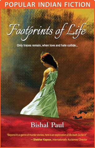 footprints  life  bishal paul reviews discussion bookclubs lists