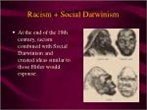 PPT - The Nazi ... Social Darwinism Hitler Quotes