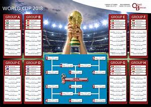 Download Our Free World Cup 2018 Wall Planner Here